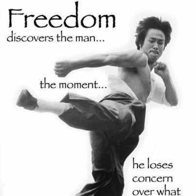 Bruce Lee Philosophy Book Ad